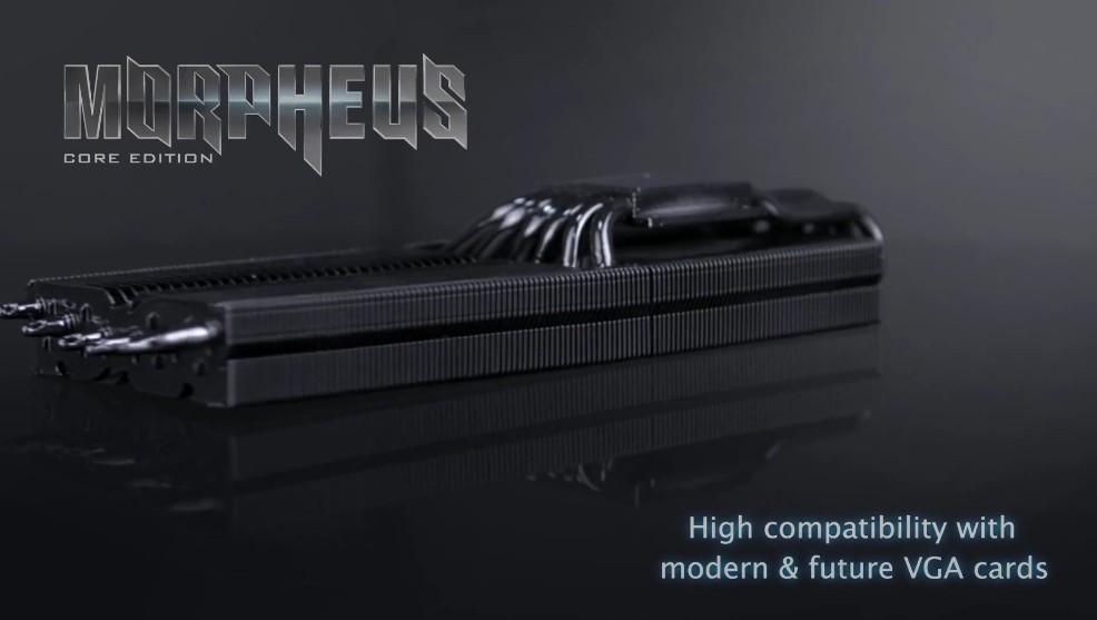 Raijintek Morpheus Core Edition Universal VGA Cooler
