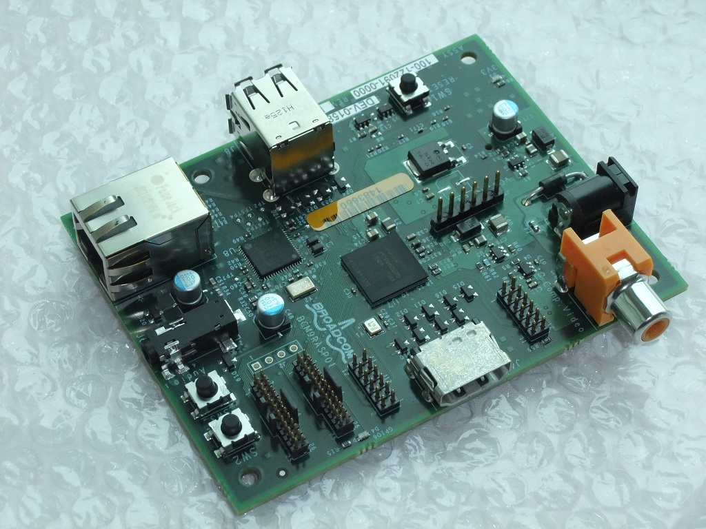 Raspberry Pi Delayed Due to CE Certification