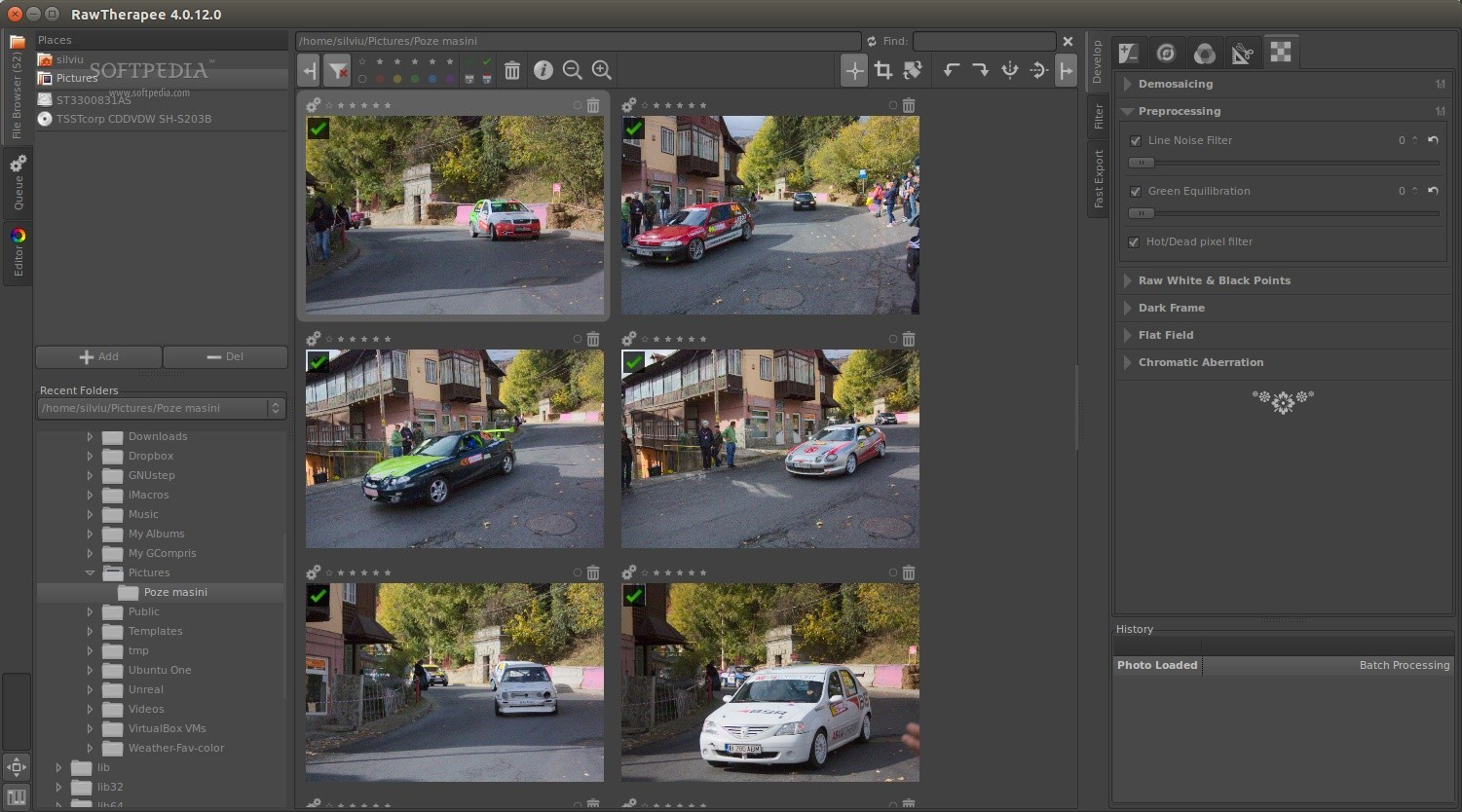 RawTherapee 4 1 Is a Complex and Free Alternative to Adobe's Lightroom