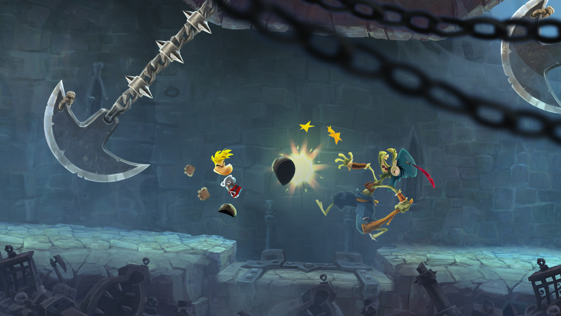 Rayman Legends Coming to PS4 and Xbox One in February 2014, Gets