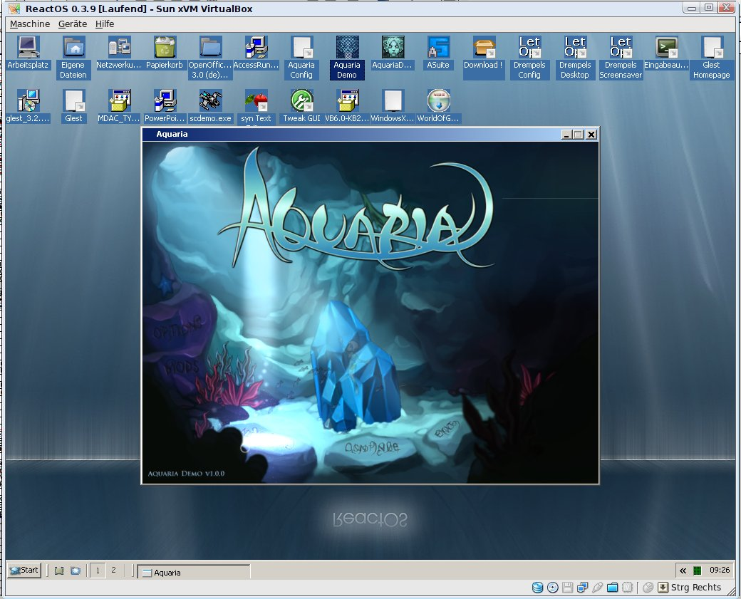 ReactOS Goes to Indiegogo, Will Run Windows Apps Natively