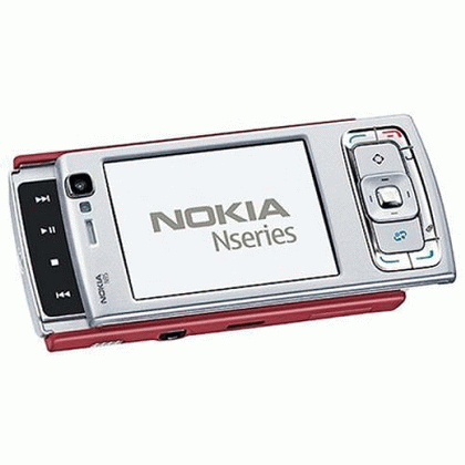 For Nokia 500 N95 Red Only