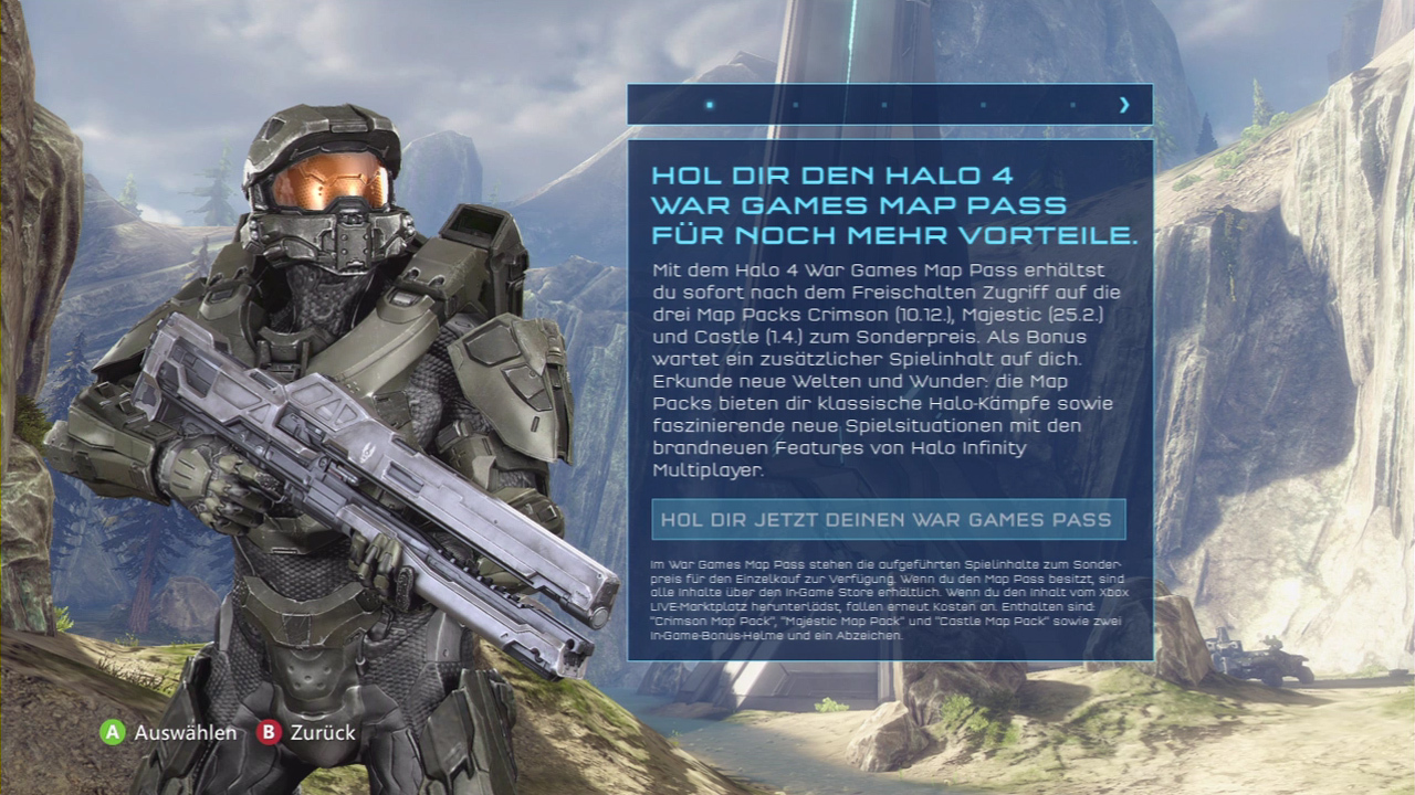 Release Dates For Halo 4 Dlc Map Packs Leaked