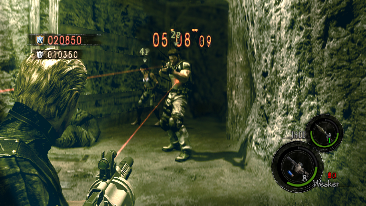 Resident Evil 5 Gets Priced Multiplayer Mode Via Dlc