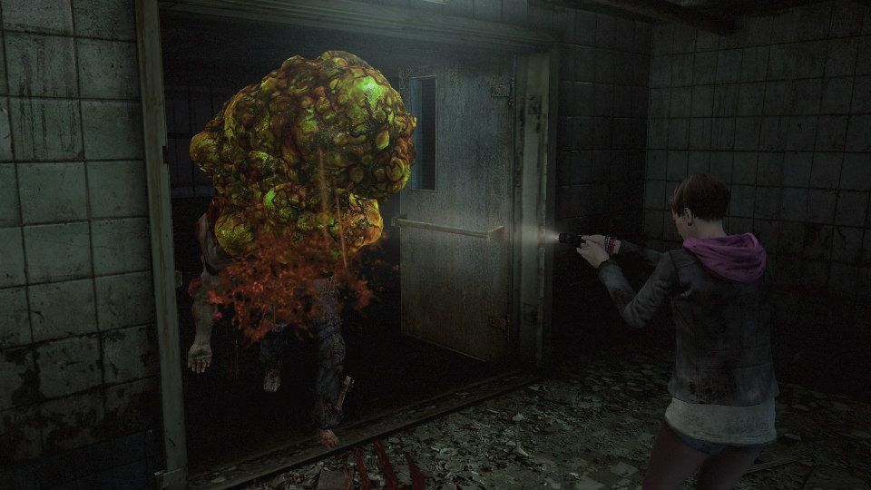 Resident Evil Revelations 2 Monsters Get Details And Screenshots