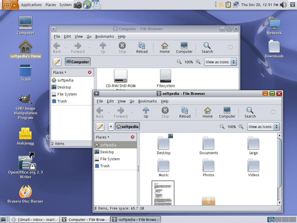 Review: Foresight Linux