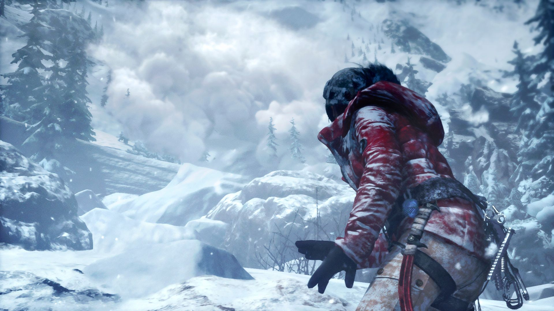 Rise of the Tomb Raider Gameplay Trailer Arrives at 1 PM CET