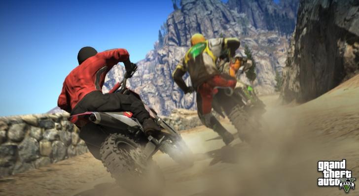 Rockstar Wants Fan Feedback for Grand Theft Auto V's Crew