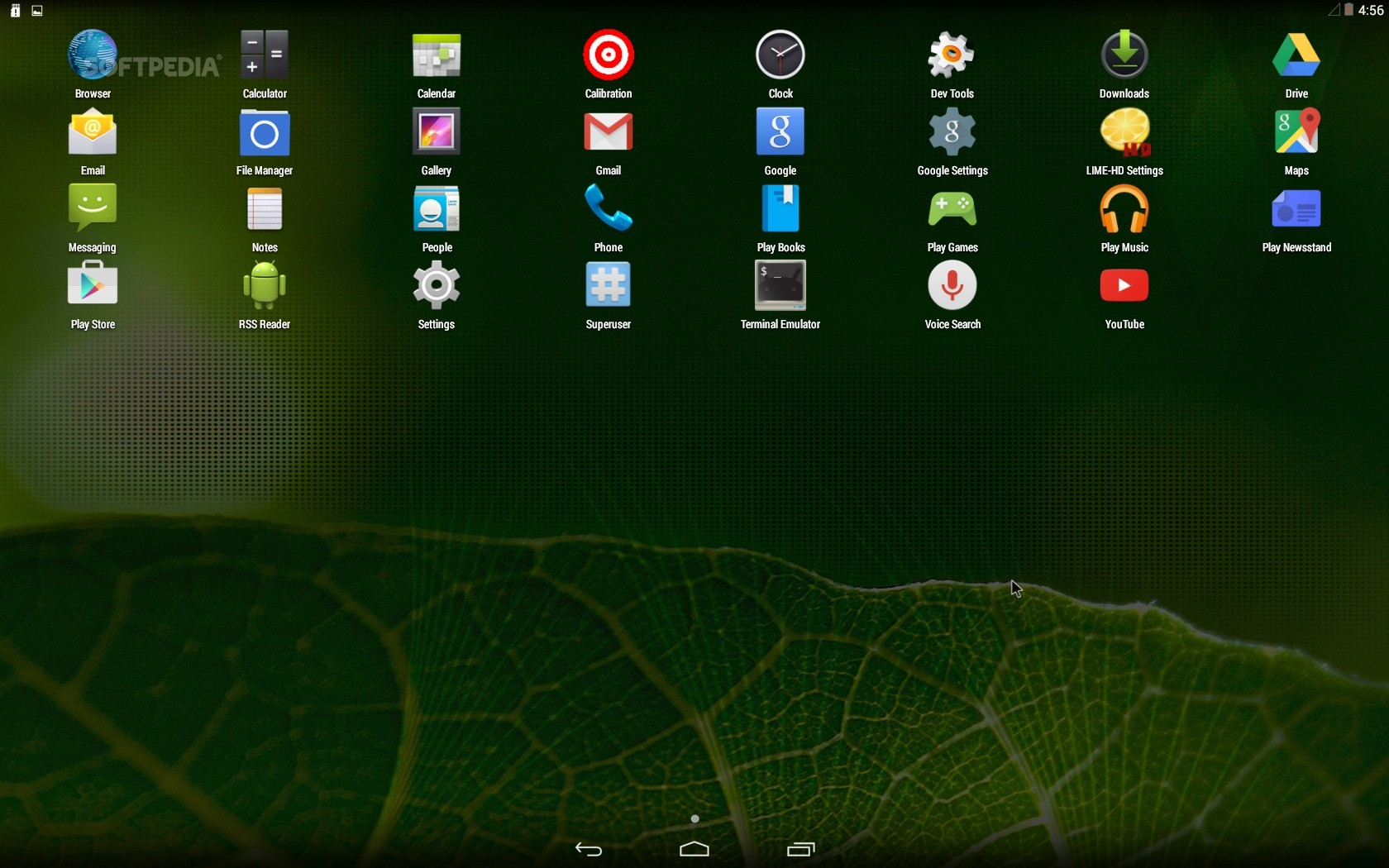 Run Google's Kit Kat Android on Your PC as a Linux Distro