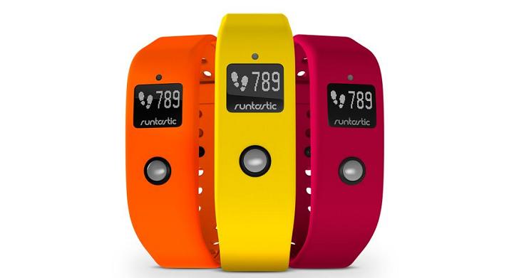 Fitness Tracker Runtastic Kompatibel