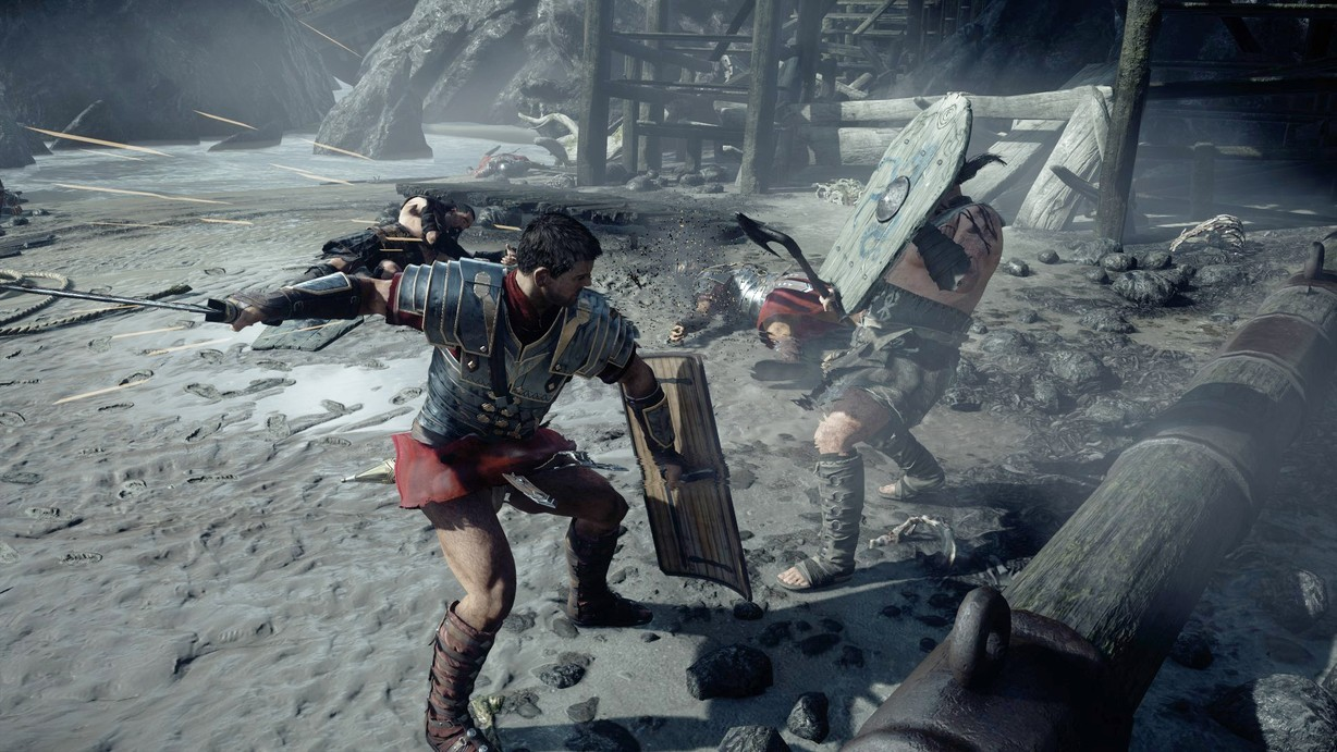 Ryse: Son of Rome Coming to PC on October 10, See System