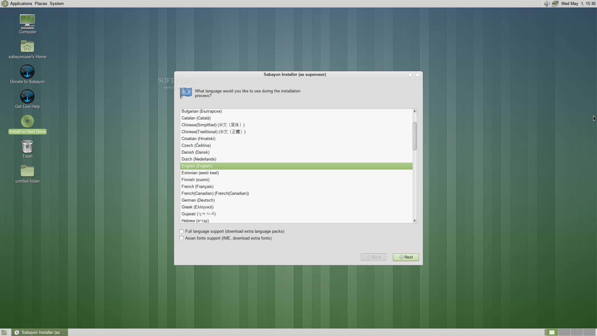 Download sabayon linux 15. 11 minimal free.