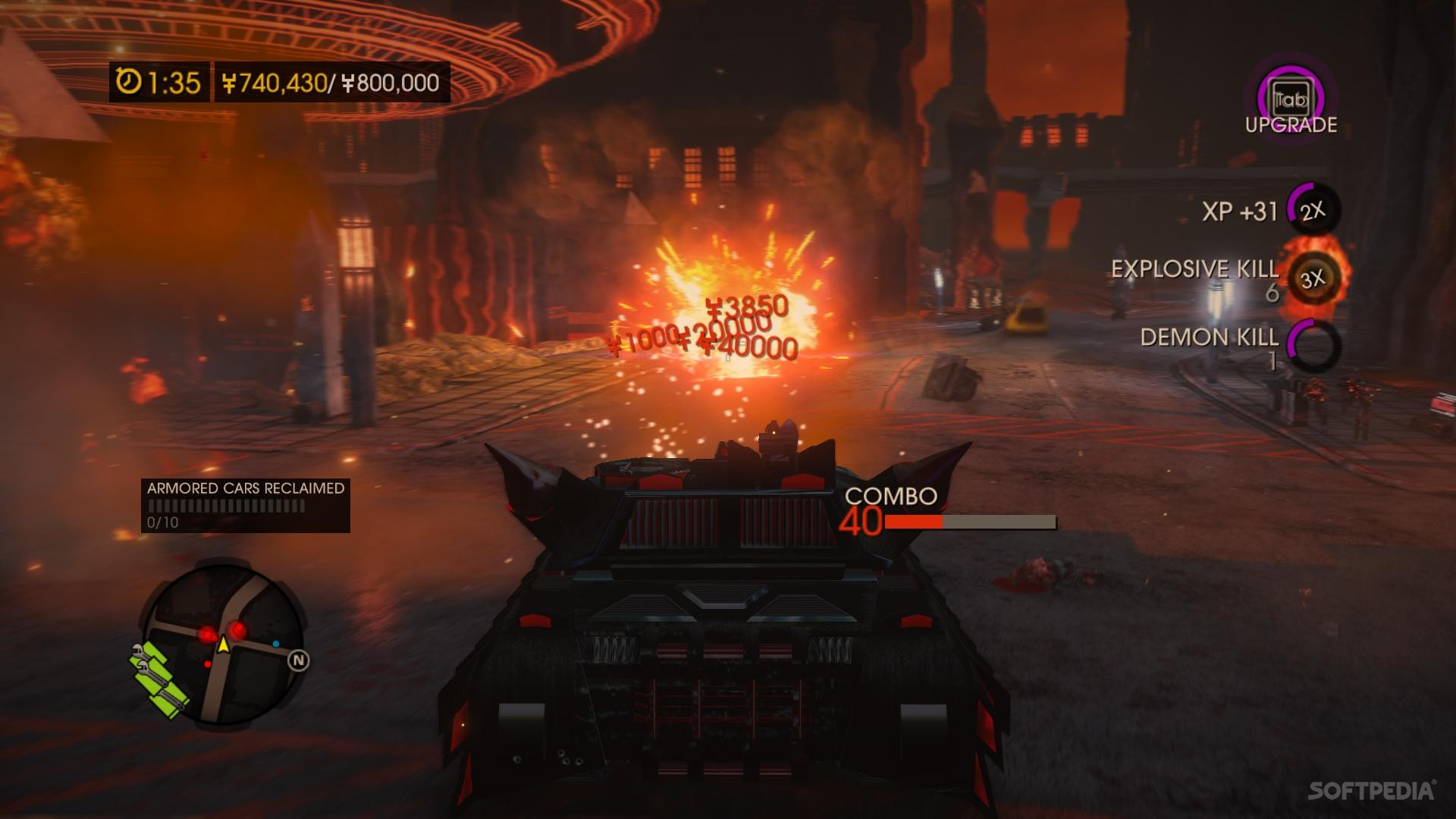 Saints Row Gat Out Of Hell Review Pc
