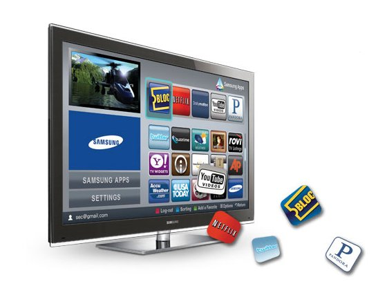 Samsung Delivered 1 Million HDTV Apps via Its Store, Where Is Google TV?