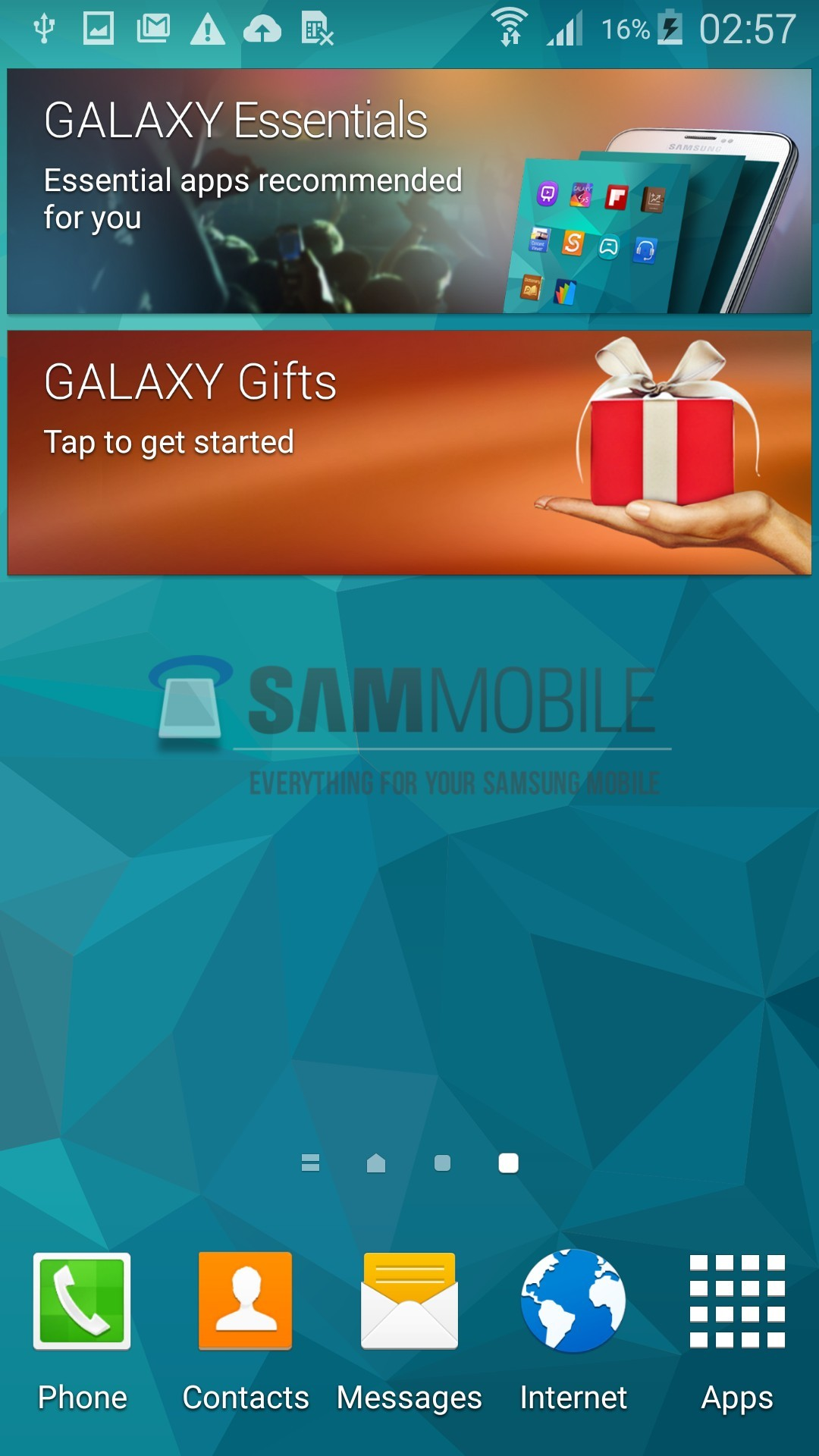 Samsung Galaxy S5 Now Receiving Android 5 0 Lollipop Update