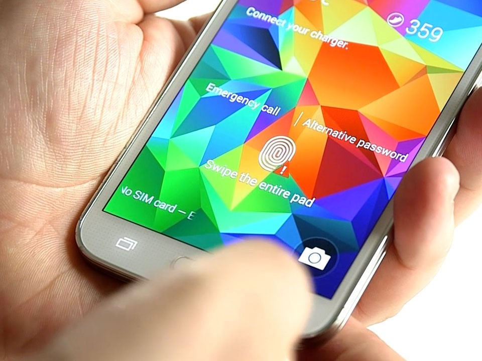 Samsung Galaxy S6 to Get Touch-Based Fingerprint Sensor, Not