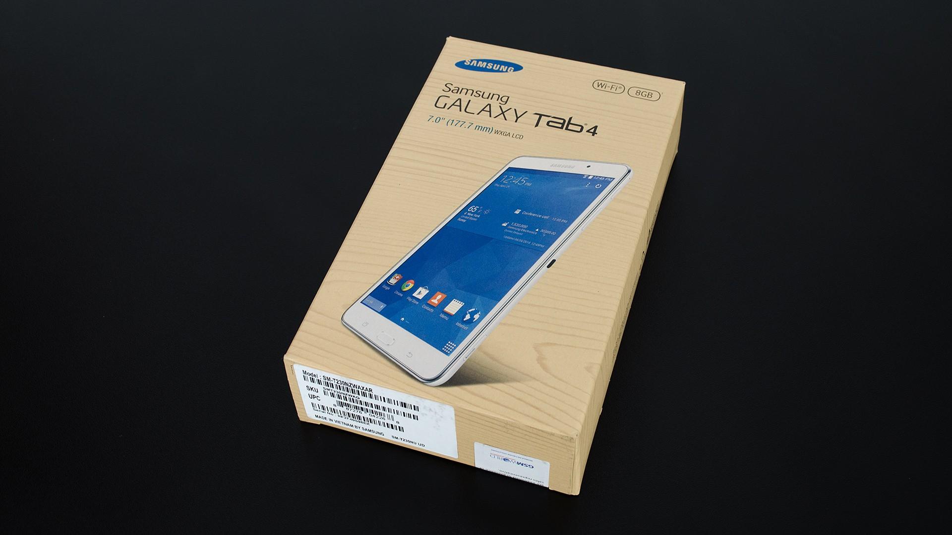 Samsung Galaxy Tab 4 7 0 Review