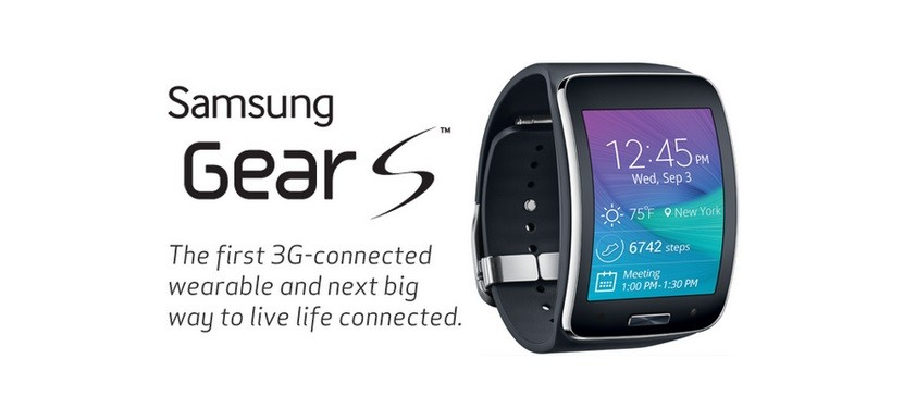 Samsung Gear S Has The Same Price As The Apple Watch Arrives November 7