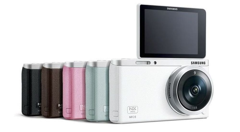 Samsung NX Mini Camera Receives Firmware 1 08 – Update Now