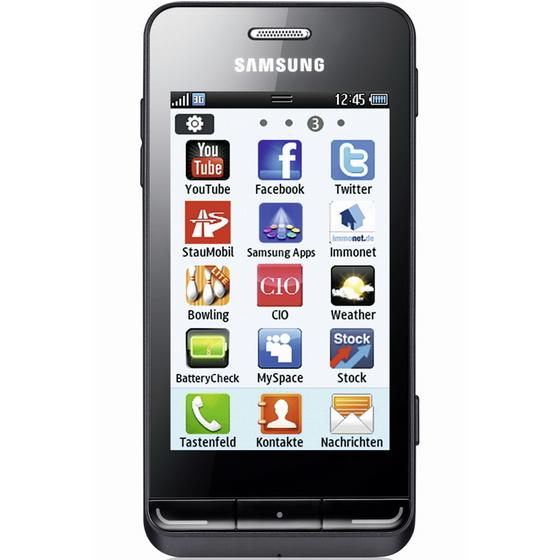 Samsung Wave 723 bada Smartphone Arrives in Germany for ...