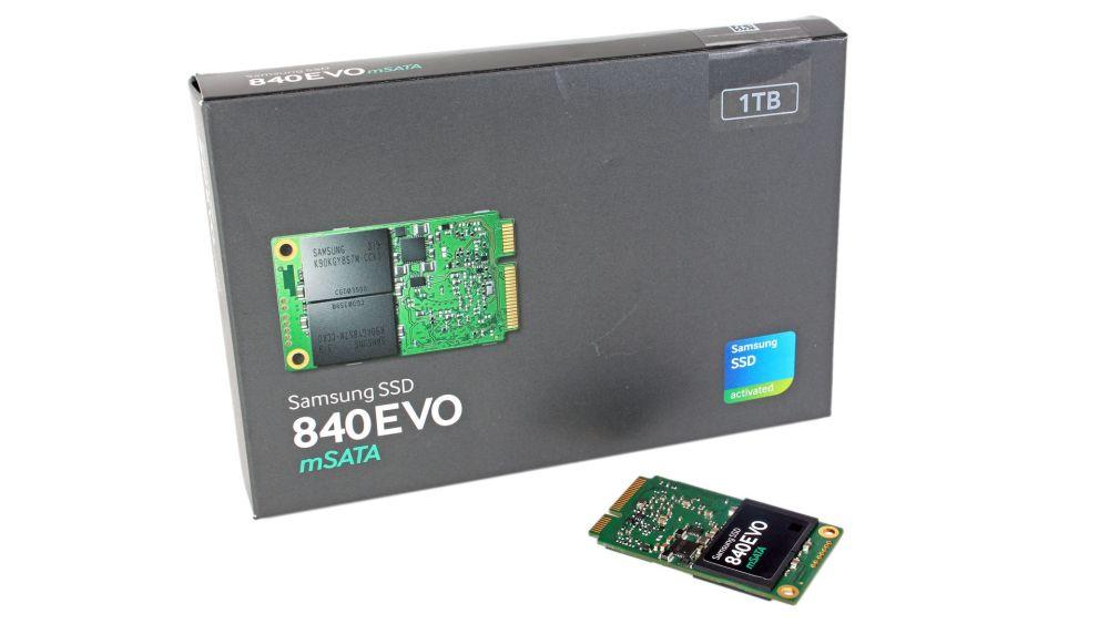 Samsung 840 EVO mSATA SSD Performance Restoration Drivers for Windows Mac