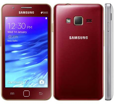 Samsung's Second Tizen OS Phone, the Z2, Might Be Already in the Making