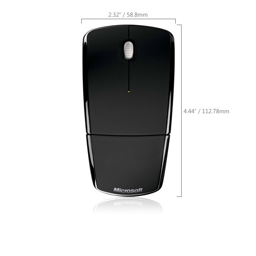 Say Hello to Microsoft's New Arc Mouse