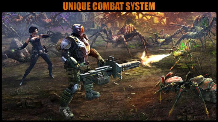 Sci-Fi RPG Evolution: Battle for Utopia Released for iOS