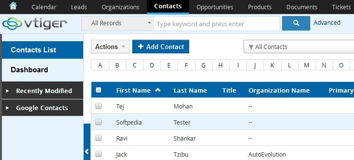 Script of the Day: Vtiger CRM