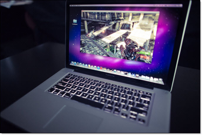 Sept  2011 Unreal SDK Adds Mac, Airplay Support
