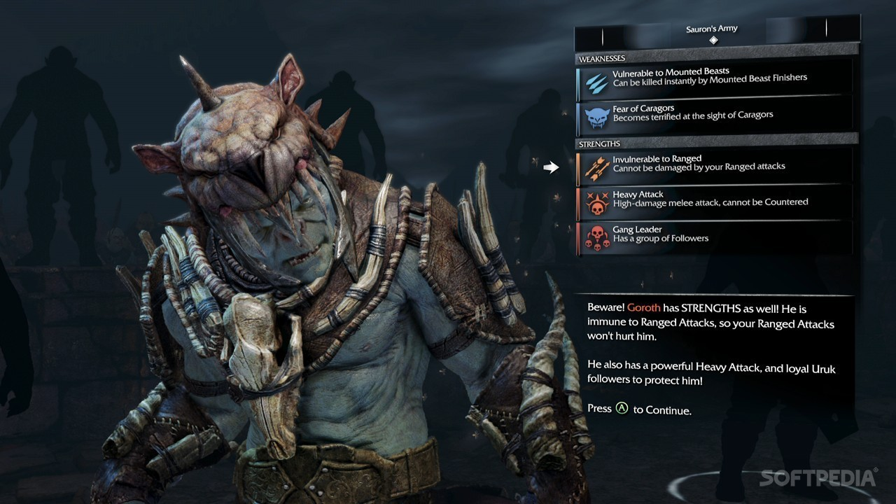 """Image result for shadow of mordor nemesis system"""""""