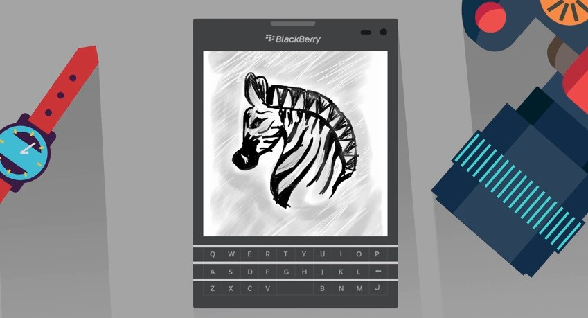 SketchBook App Coming to BlackBerry 10 in 2015, Will Let You