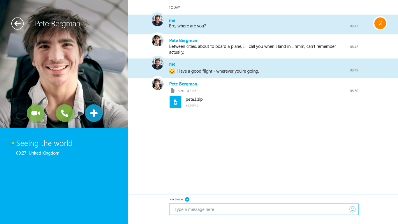 skype free software download for windows 8