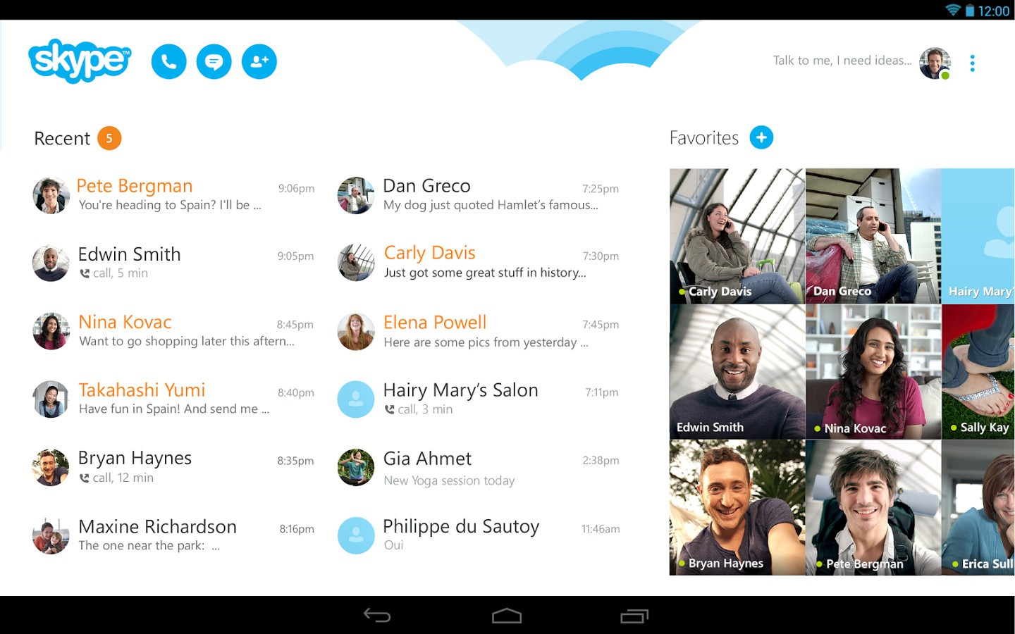 download skype for android lollipop