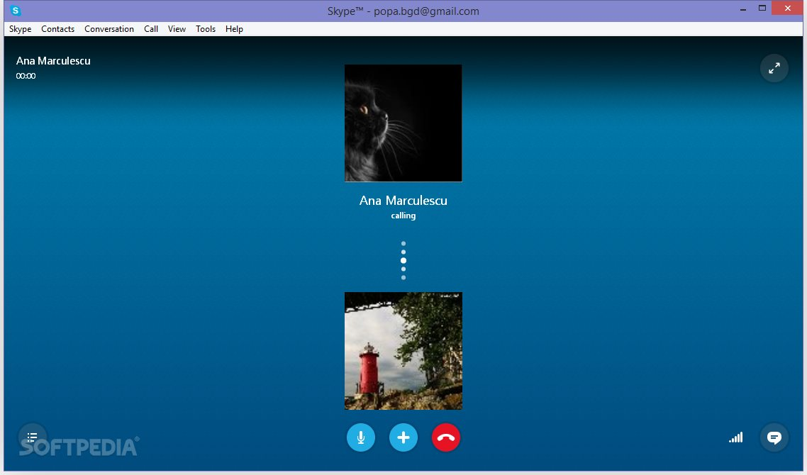 how to fix unconnected calls on skype