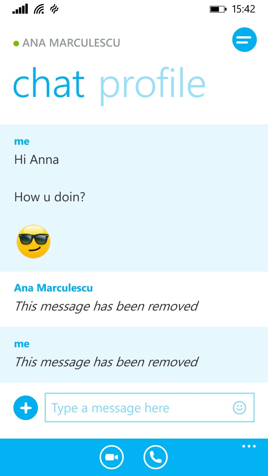 this message has been removed skype
