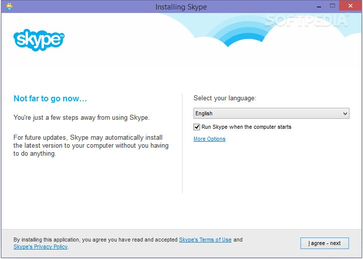 Skype for Windows Updated with New UI – Photo Gallery