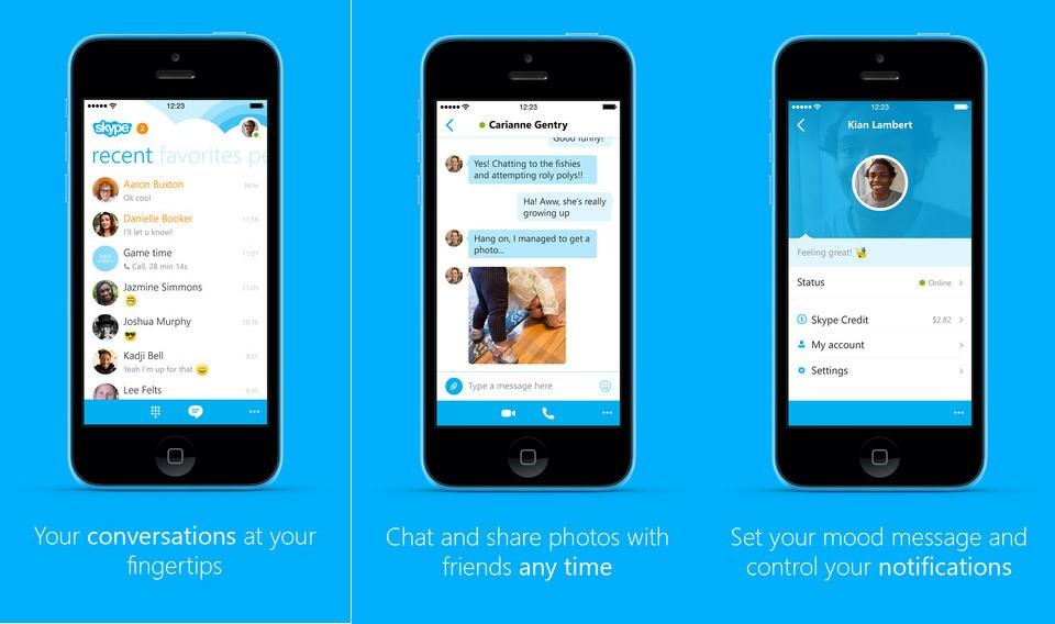 iphone skype