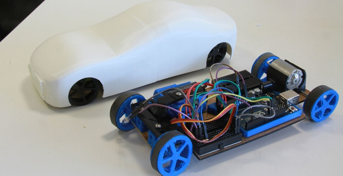 Make A Car >> Smartphone Controlled Car You Can Make At Home Video