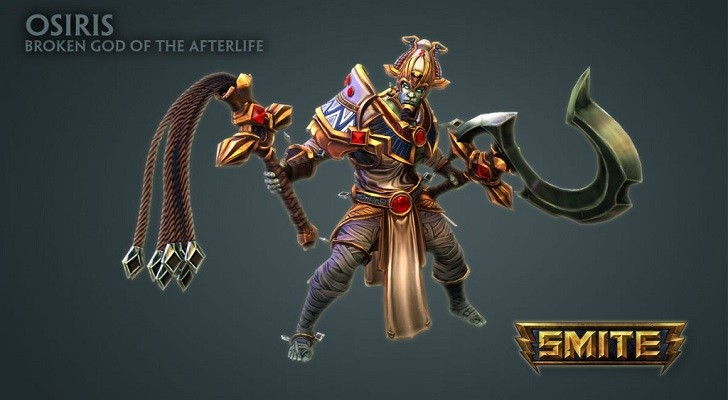 smite gets osiris lord of the afterlife siege mode and new league