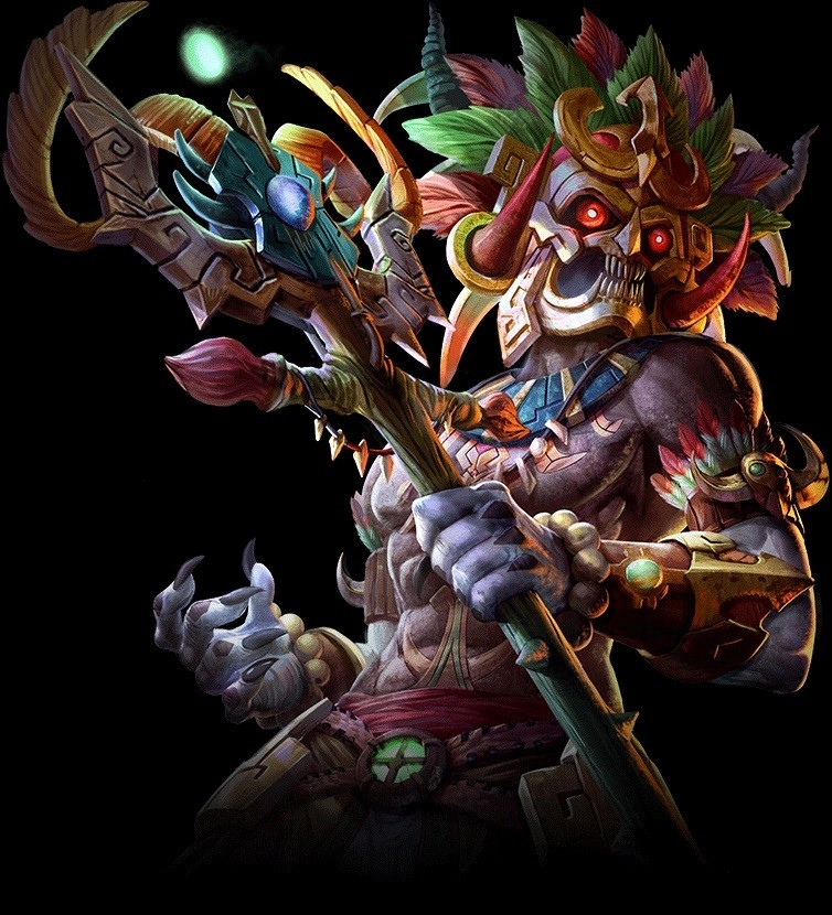 Smite Is Getting Ah Puch The Mayan God Of Death