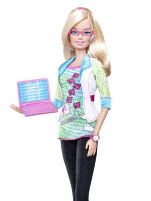 special sales usa cheap sale sells Social Media Votes for Computer Engineer Barbie