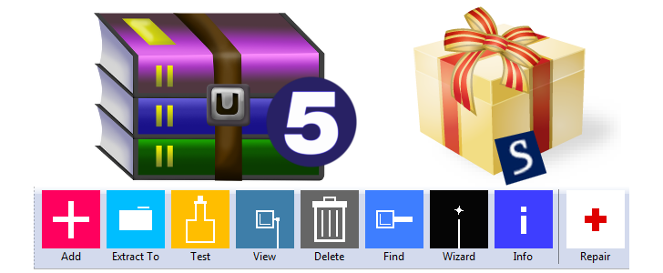 Softpedia Giveaway - 10 Licenses for WinRAR