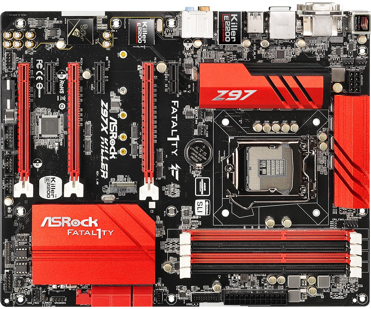 ASRock Fatal1ty Z97 Killer Intel Smart Connect Drivers Download Free
