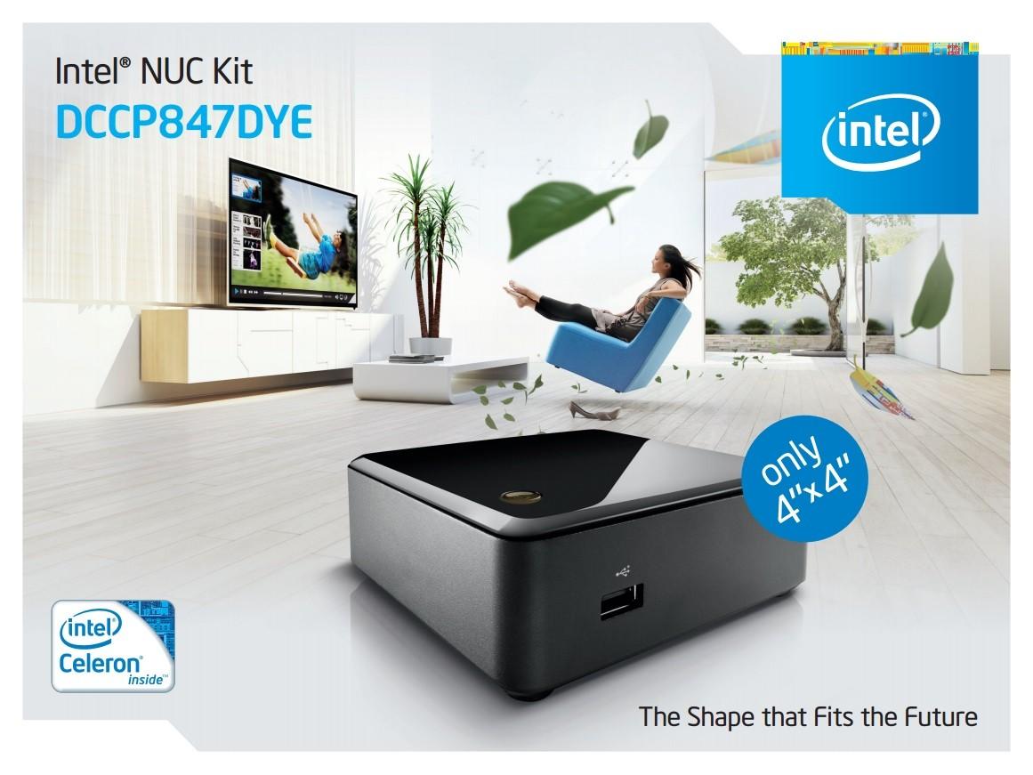 Intel D53427RKE NUC Board Iflash Treiber