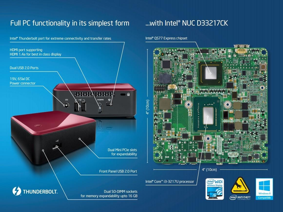 Download Drivers: Intel D53427RKE NUC Board Express