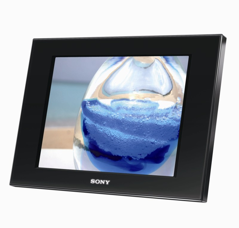 Sony Adds 10-Inch and 8-Inch Models to S-Frame Series of Digital ...