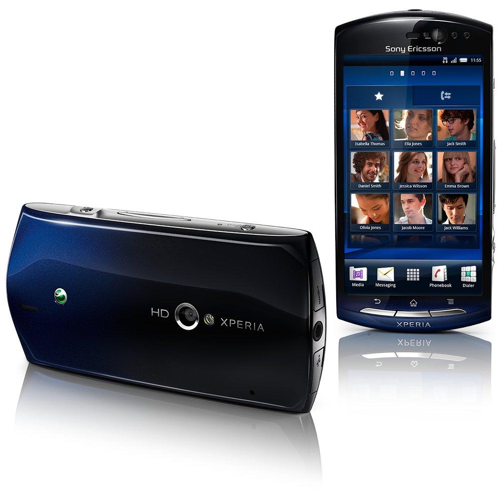 sony ericsson launches xperia neo and xperia pro rh news softpedia com Sony Ericsson Xperia C Sony Ericsson Xperia Z