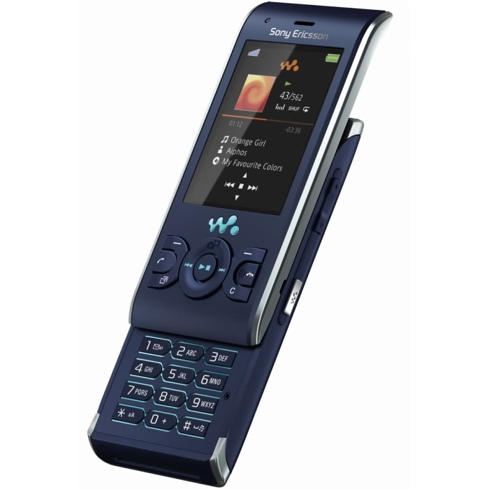 Sony Ericsson W902, W595 and W302 Officially Presented