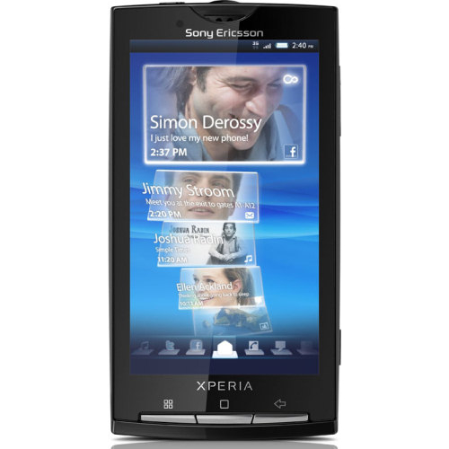 sony ericsson xperia x10 available now on at t rh news softpedia com sony ericsson xperia x10 mini pro user guide sony ericsson xperia x10i user manual
